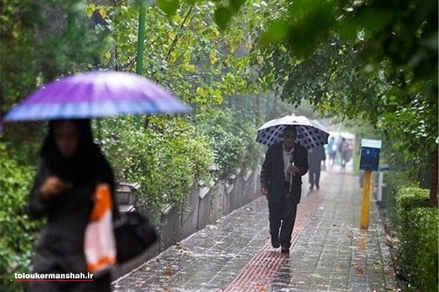 رشد ۱۱۶ درصدی بارشها در کرمانشاه