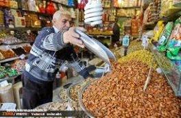 افزایش ۳۰۰ درصدی قیمت آجیل در آستانه شب یلدا
