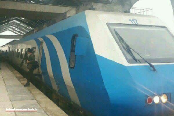 مسافران قطار کرمانشاه سرگردان شدند/ از تغییر مبدا سفر تا اخذ وجه اضافه
