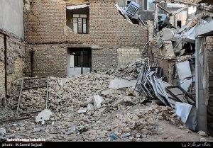 زلزله اخیر ۲۳۱ میلیارد تومان خسارت به استان کرمانشاه وارد کرد