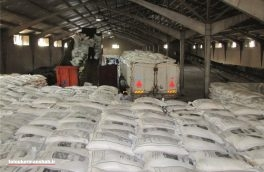 توزیع ۱۰۰۰ تن برنج با نرخ مصوب دولتی