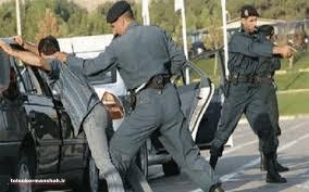 سارق حرفه ای به دام پلیس آگاهی افتاد