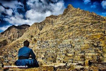 کرمانشاه ۴۵۰ روستای خالی از سکنه دارد
