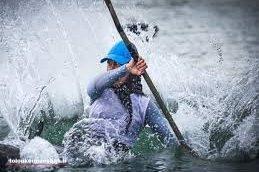 سد شیان پایگاه تمرینی قایقرانان در کرمانشاه