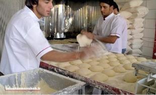 توزیع ماهانه ۲۲هزار تن گندم برای مصرف نانوایی ها