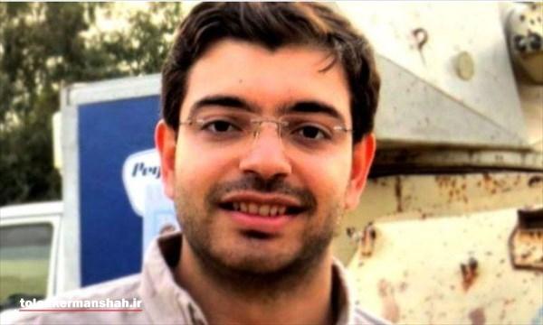 حمله با چاقو به صورت مسئول بسیج دانشجویی دانشگاه آزاد کرمانشاه