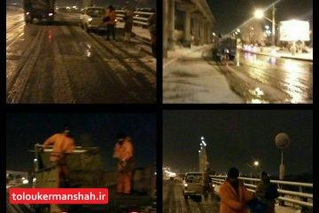 تشکر شهردار کرمانشاه از شهروندان و کارکنان شهرداری