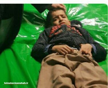 تعداد مصدومان زلزله کرمانشاه به ۴۲ نفر رسید