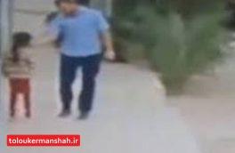 سارق طلای دختر بچه کرمانشاهی به دام پلیس افتاد