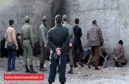 پاتوق های مصرف مواد مخدر در کرمانشاه پلمب شدند