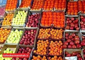 بخش خصوصی توان ایجاد تعادل در بازار میوه شب عید را دارد