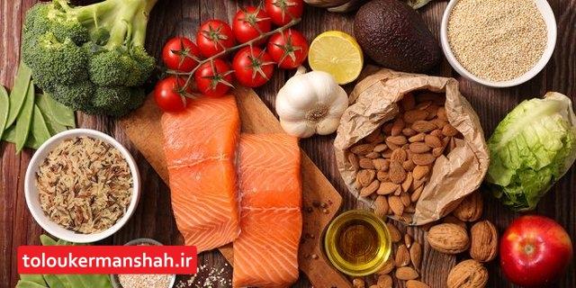 تاثیر رژیم غذایی سرشار از فیبر در بهبود علائم افسردگی