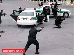 سارقان خودرو در کرمانشاه دستگیر شدند