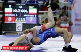 قضاوت سه داور کرمانشاهی در مسابقه های کشتی انتخابی تیم ملی