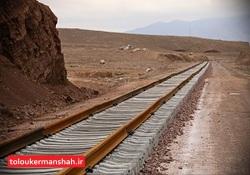 دستگیری سارقان ریل قطار در صحنه