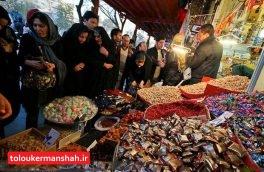 ۸ تیم بازرسی بازار شب عید کرمانشاه را رصد میکنند