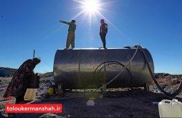 سهمیه صادرات سوخت برای مرزنشینان استان کرمانشاه اجرایی نشد