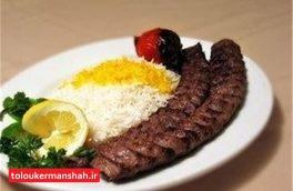 کباب کوبیده زیر ۱۵ هزار تومان کباب نیست/ رستورانداران گوشت دولتی نگرفتند
