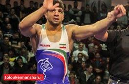 نخستین طلای ورزش کرمانشاه در سال جدید کسب شد