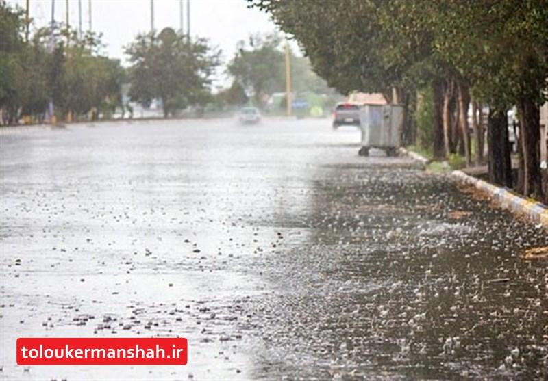 بارش های ۴۸ ساعت آینده استان کرمانشاه تا ۱۳۰ میلی متر می رسد