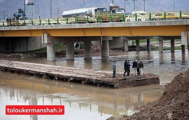 پل فلزی کرمانشاه تاریخی نیست