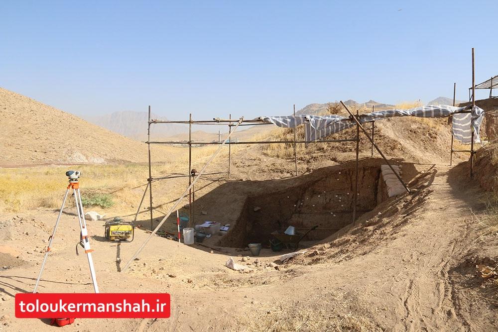حریم سه تپه تاریخی در کرمانشاه تصویب شد