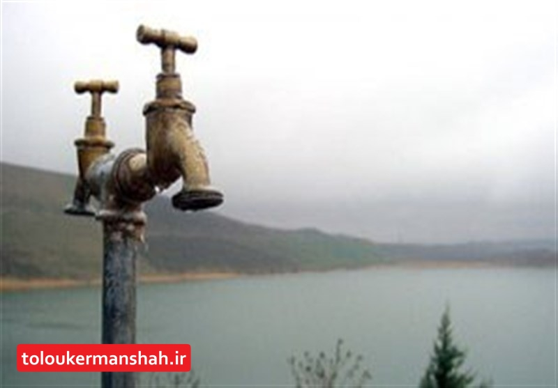 آب شهر کنگاور فردا قطع میشود