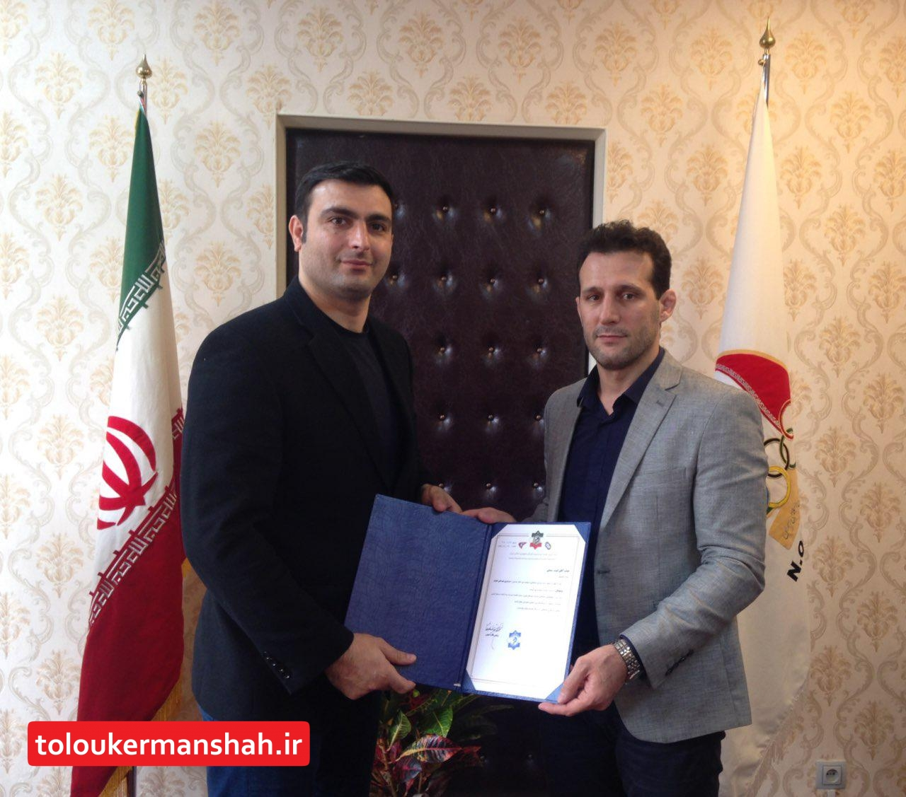 انتصاب «ایوب رستمی» به عنوان سرمربی تیم ملی جودوی نوجوانان ایران