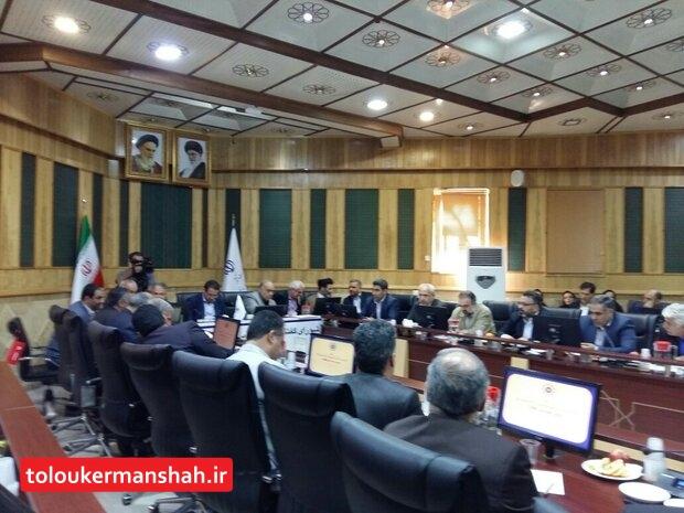 ۲۲ هکتار واحد مسکونی در بستر رودخانههای کرمانشاه احداث شده است