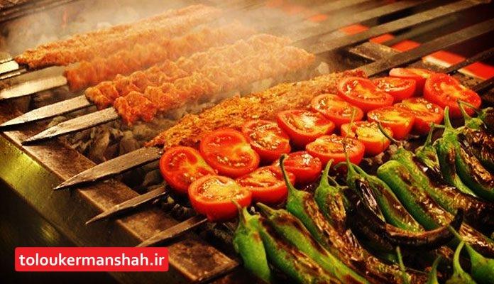بعضی از رستوران ها وزن کباب کوبیده را کاهش می دهند/قیمت مجاز چلوکباب با ۷۵ گرم گوشت ۲۰ هزار تومان