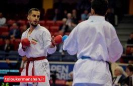 ۲ کاراته کای کرمانشاهی عازم لیگ جهانی شدند