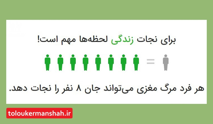 به مناسبت روز اهدای عضو اهدا عضو اهدای زندگی است/ ۶۰۰ بیمار دیالیزی کرمانشاهی نیازمند پیوند