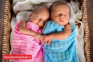 تولد نوزادان پسر از دختر در کرمانشاه پیشی گرفت /در مقابل هر ۱۱۰نوزاد پسر ۱۰۰ دختر به دنیا می آید