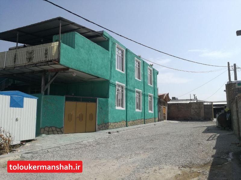 تکاپوی زلزله زدگان برای ادامه بازسازی در مناطق زلزله زده
