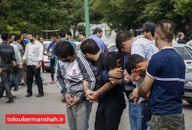 ۱۴ سارق و مالخر در عملیات مبارزه با سرقت دستگیر شدند