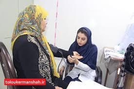 ادامه طرح کنترل فشار خون در استان کرمانشاه تا ، ۱۵ تیر/ بیشترین غربالگری در ثلاث بابا جانی و گیلان غرب، کمترین در کرمانشاه