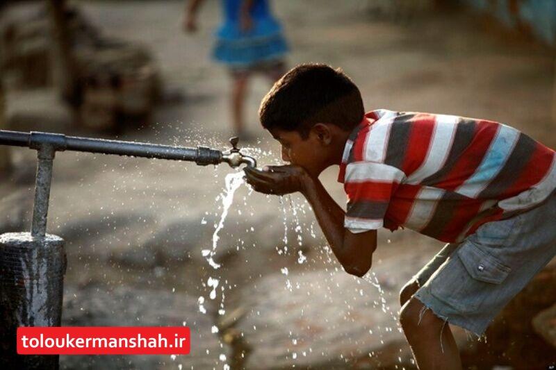 مصرف آب در کرمانشاه ۲۲ درصد نسبت به میانگین مصرف کل سال افزایش یافت/در برخی محلات دچار افت فشار مقطعی در شبکه توزیع هستیم