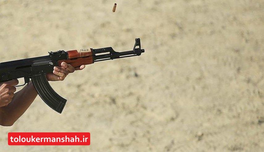دستگیری عاملان تیراندازی در هرسین