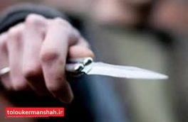 دستگیری زورگیر قبل از فرار از صحنه جرم در کرمانشاه/عامل تیراندازی در شهر صحنه به دام پلیس افتاد