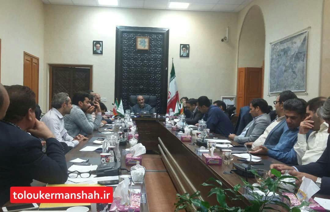 تشدید نظارت شهرداری کرمانشاه بر ساخت و ساز ها/همه تخلفات به کمیسیون ماده صد ارسال می گردد