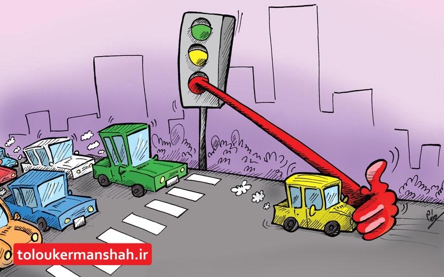 آموزش فرهنگ ترافیکی نقش موثری در کاهش تخلفات رانندگی دارد