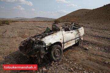 کاهش ۲۷ درصدی تلفات انسانی جاده های درون شهری کرمانشاه/جاده های استان وضعیت مناسبی ندارند