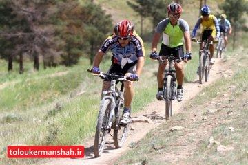 اولین پیست دوچرخهسواری کوهستان کرمانشاه احداث میشود