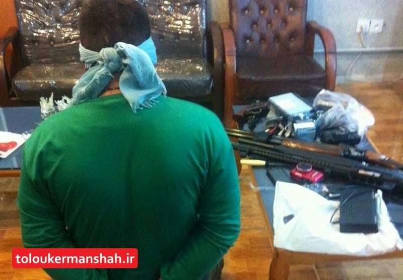 کشف ۲۲ فقره سرقت منزل توسط پلیس آگاهی کرمانشاه/سارقان اماکن خصوصی دستگیر شدند
