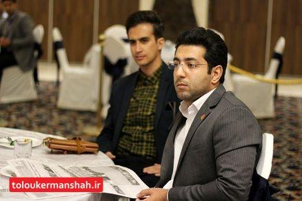 ممنوع الورود شدن سرپرست و خبرنگار خبرگزاری برنا در اماکن ورزشی