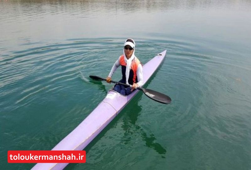 قایقران کرمانشاهی به فینال مسابقات قهرمانی جهان راه یافت