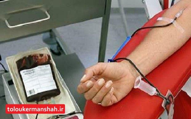 آمادگی پایگاههای انتقال خون کرمانشاه برای خونگیری از عزاداران