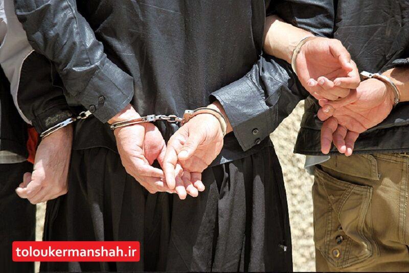 حفاران غیرمجاز در طاقبستان دستگیر شدند