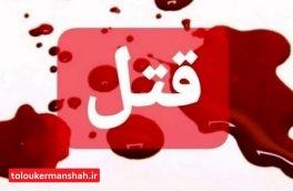 قتل پسر بچه ۵ ساله جوانرودی به دست نامادری