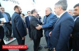 سفر وزیر کار و رفاه اجتماعی به کرمانشاه